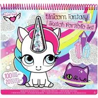Super Kleur- en Stickerboek Eenhoorn Crayola