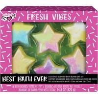 Fresh Vibes Bruisballen Sterren Crayola: 6 stuks