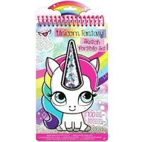 Kleur- en Stickerboek Eenhoorn Crayola