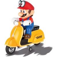 Auto RC Carrera: Mario Odyssey Scooter - Mario