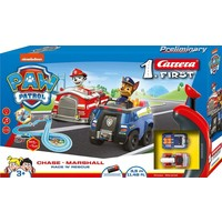 Race N Rescue Paw Patrol Carrera FIRST