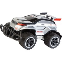 Auto RC Carrera: Silver Wheeler