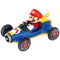 Auto Pull & Speed: Mario Kart Mach 8 - Mario