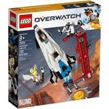 Watchpoint: Gibraltar Lego