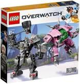 LEGO D.Va & Reinhardt Lego