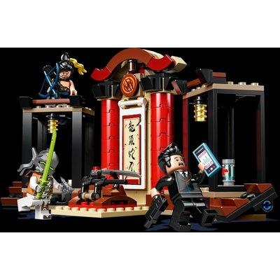 LEGO Hanzo vs Genji Lego