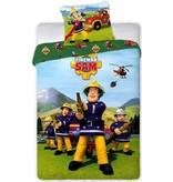 Brandweerman Sam Dekbed Brandweerman Sam