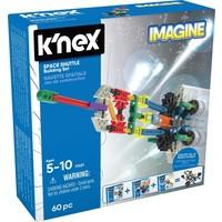 Space Shuttle K`nex: 60 stuks