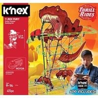 Achtbaan T-Rex Fury K`nex: 473 stuks