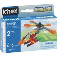 Helicopter K`nex: 38 stuks