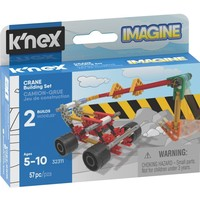 Crane K`nex: 57 stuks