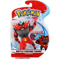 Battle figure Pokemon: Incineroar 20 cm