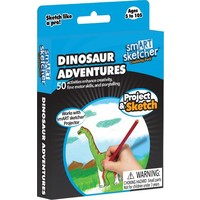 Smart Sketcher: Dinosaur Adventures