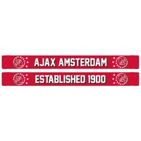 AJAX Amsterdam Sjaal ajax rood geblokt established 1900