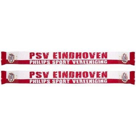 PSV Eindhoven Sjaal psv wit/rood Eindhoven
