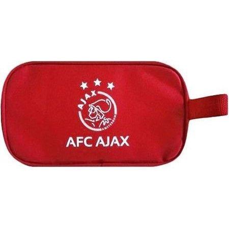 AJAX Amsterdam Toilettas ajax rood AFC logo