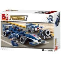 F1 racewagen Sluban 196 stuks
