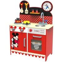 Keukentje hout Mickey Mouse 60x30x83 cm
