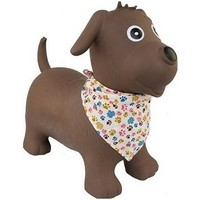 Skippy hond bruin Simply for Kids 40x20x50 cm