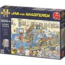 Jan van Haasteren Puzzel JvH: The Office 1500 stukjes