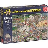 Jan van Haasteren Puzzel JvH The Zoo 1000 stukjes