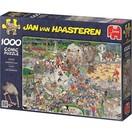 Jan van Haasteren JvH Puzzel - Dierentuin Artis 1000 stukjes