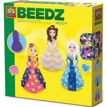 SES Beedz strijkkralen SES: prinsessen