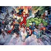 Behang Avengers Walltastic: 245x305 cm