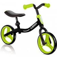 Loopfiets Go Bike Globber: zwart/groen