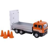 Truck Kids Globe bebakeningbord met licht