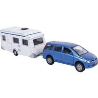 Auto 2-Play Mitsubishi en caravan