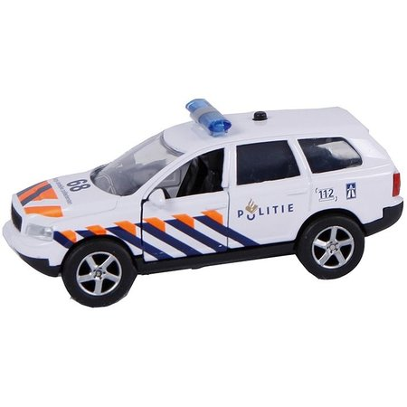 2-Play Auto pb 2-Play politieauto licht/geluid