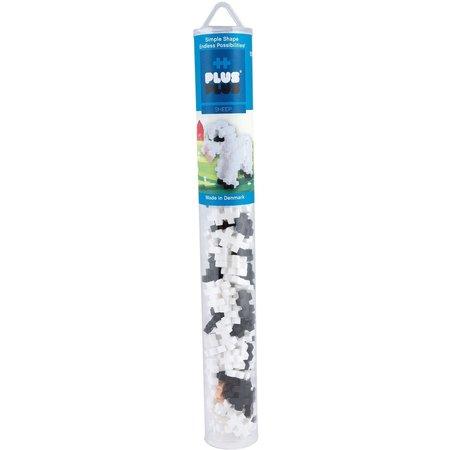 PlusPlus Mini Basic Plus-Plus Buis Schaap: 100 stuks