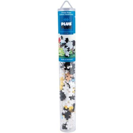 PlusPlus Mini Basic Plus-Plus Buis Koe: 100 stuks