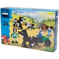 Mini Basic Plus-Plus Paardenkar: 360 stuks