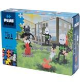 PlusPlus Mini Basic Plus-Plus Brandweermannen: 170 stuks