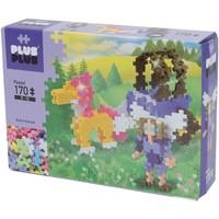 Mini Pastel Plus-Plus Paardenkar: 170 stuks
