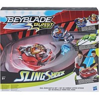 Rail Rush Battle Set Beyblade