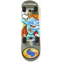 Skateboard Black Hole Move Hero 61 cm/ABEC7