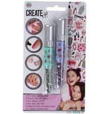 Create It Nail Art set 3-in-1 Create It