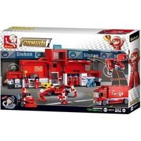F1 truck pitplaats Sluban 982 stuks