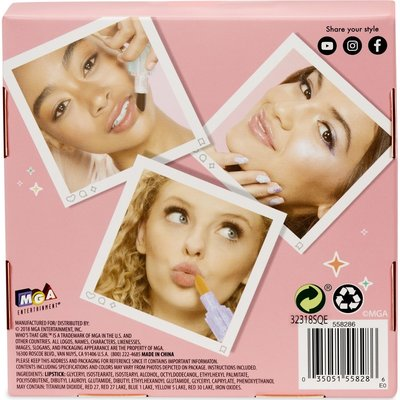 Who`s That Girl Who's That Girl Color Lips: Berry Splash