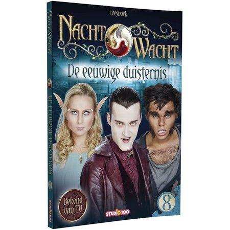 Nachtwacht Boek Nachtwacht pocket seizoen 4-2