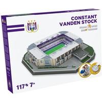 Puzzel Anderlecht Constant Vanden Stock stadion