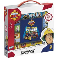 Sticker box Brandweerman Sam ToTum: 1500+ stickers
