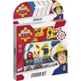 Sticker set Brandweerman Sam ToTum: 45 stickers