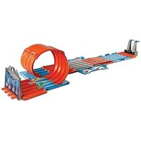 Hot Wheels Track Builder Epic Challenge Hotwheels