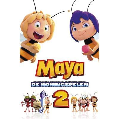 Maya de Bij Maya DVD - De honingspelen 2