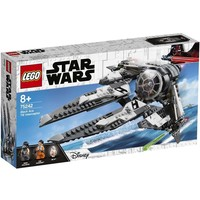 Black Ace TIE Interceptor Lego