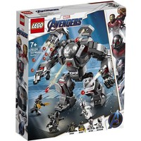 War Machine Buster Lego